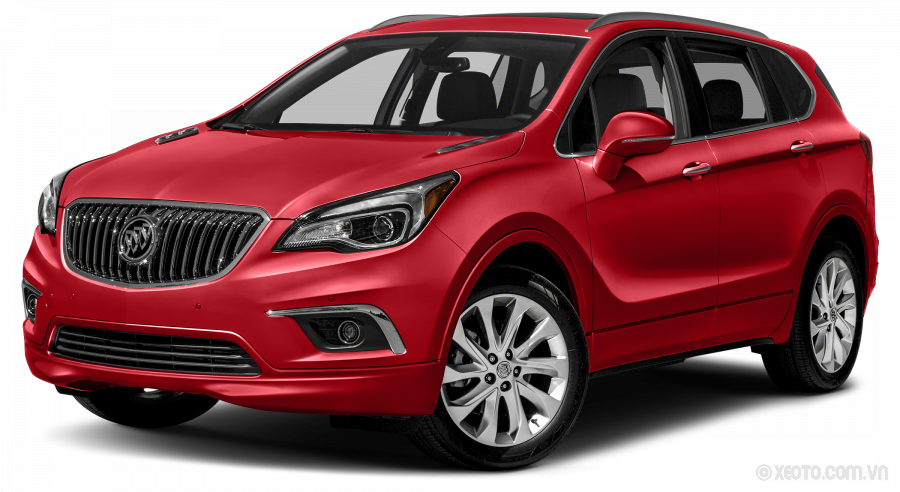 Buick Envision 2020 Màu Chili Red Metallic