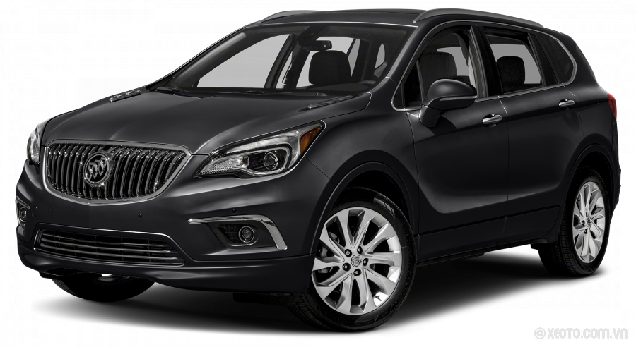 Buick Envision 2020 Màu Ebony Twilight Metallic