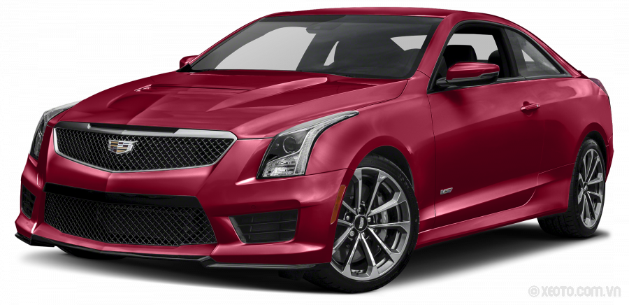 Cadillac ATS-V 2020 Màu Red Obsession Tintcoat