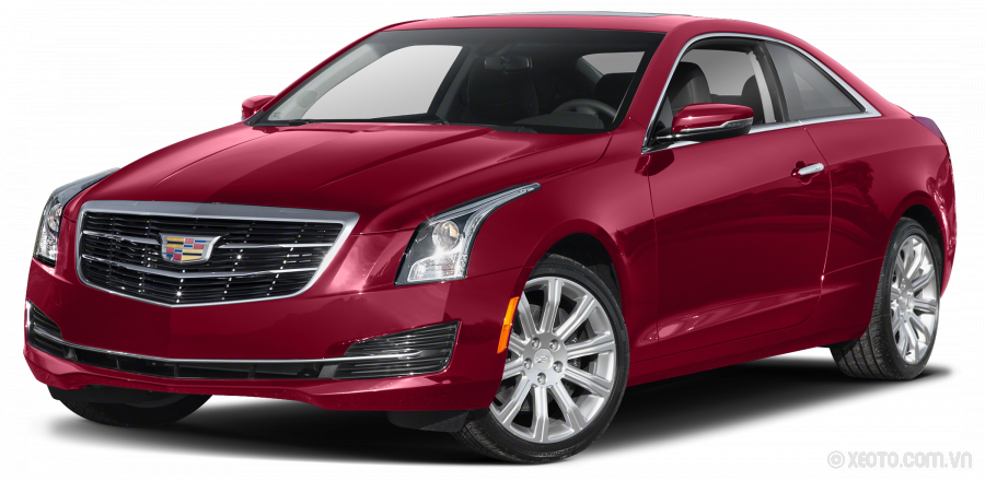 Cadillac ATS 2020 Màu Red Obsession Tintcoat