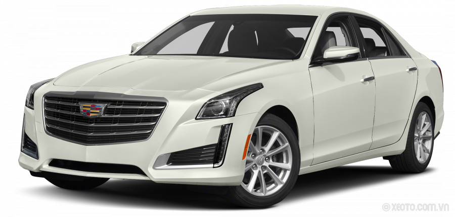 Cadillac CTS 2020 Màu Crystal White Tricoat