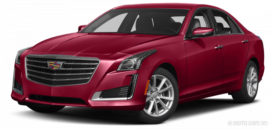 Cadillac CTS 2020 Màu Red Obsession Tintcoat