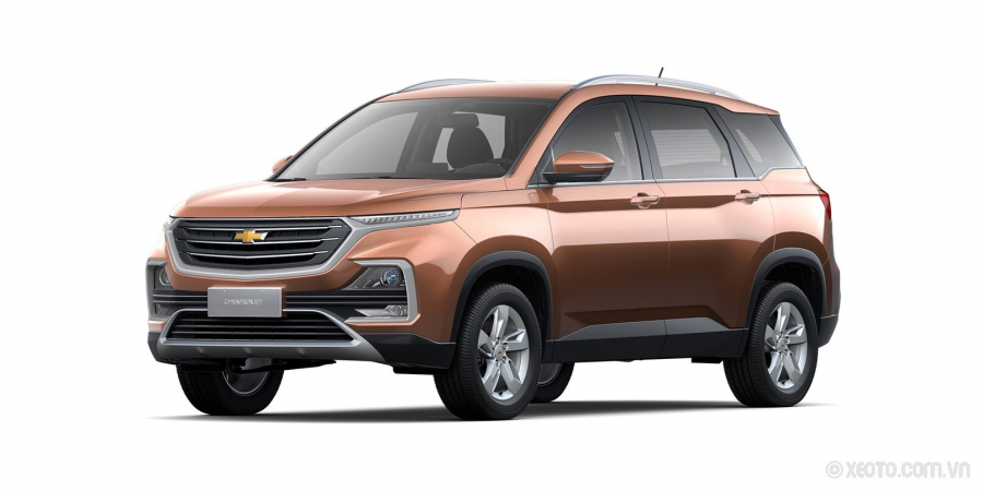 Chevrolet Captiva 2020 Màu EARTH BROWN