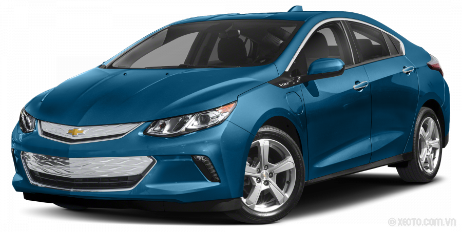 Chevrolet Volt 2020 Màu Pacific Blue Metallic