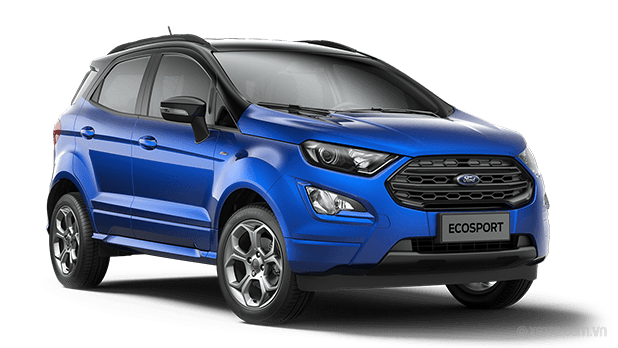 Ford EcoSport 2020 Màu Blue Lightning
