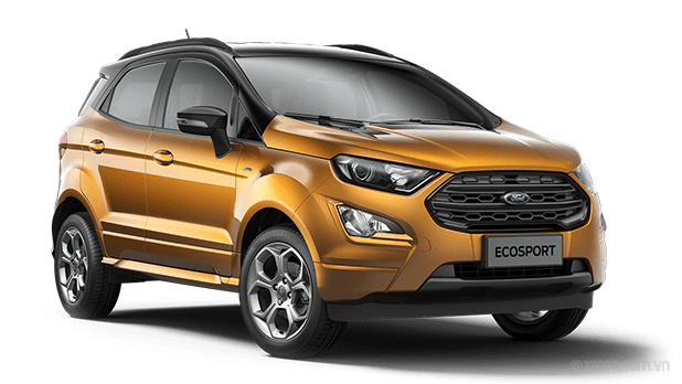 Ford EcoSport 2020 Màu Burnished Glow