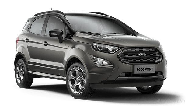 Ford EcoSport 2020 Màu Magnetic