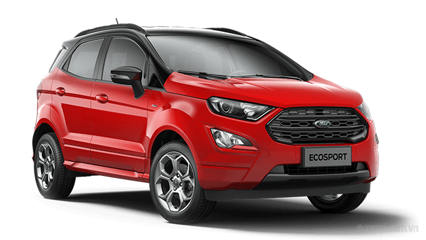 Ford EcoSport 2020 Màu Race Red
