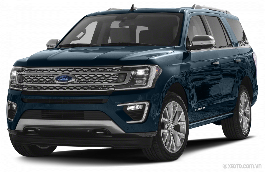 Ford Expedition 2020 Màu Blue Metallic