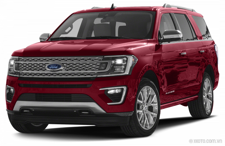 Ford Expedition 2020 Màu Ruby Red Metallic Tinted Clearcoat