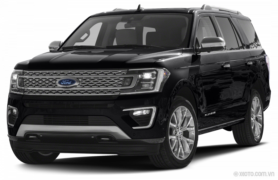 Ford Expedition 2020 Màu Shadow Black