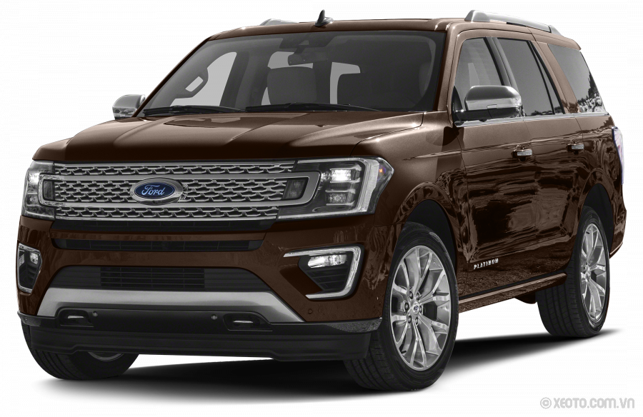 Ford Expedition 2020 Màu Stone Gray Metallic