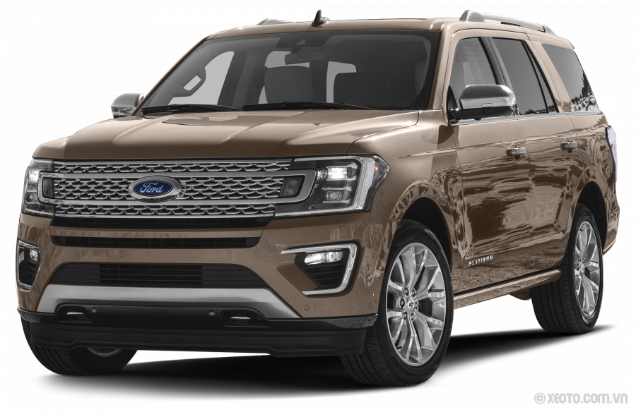 Ford Expedition 2020 Màu White Gold Metallic