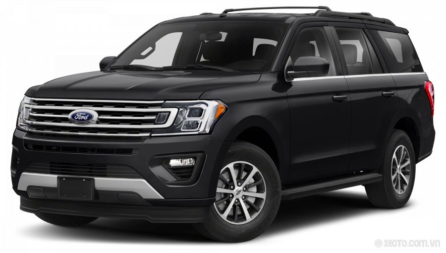 Ford Expedition 2020 Màu Agate Black