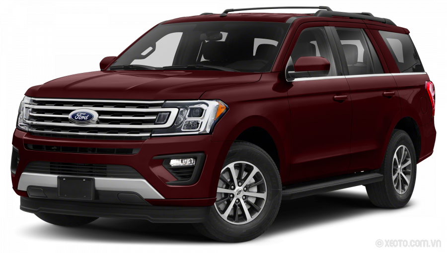 Ford Expedition 2020 Màu Burgundy Velvet Metallic Tinted Clearcoat