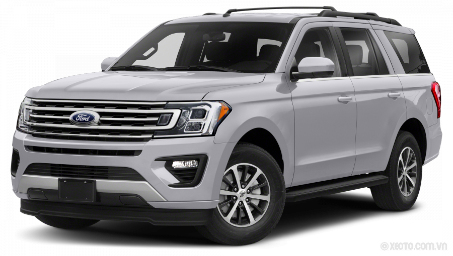 Ford Expedition 2020 Màu Iconic Silver Metallic