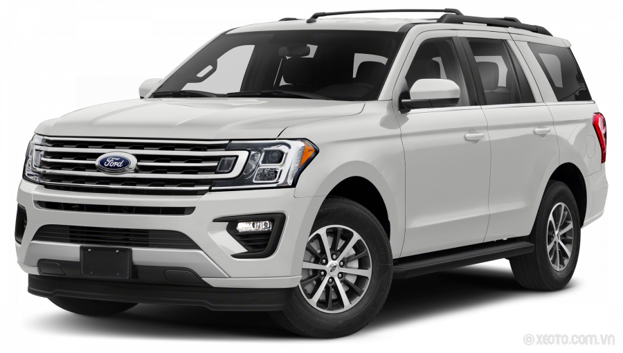 Ford Expedition 2020 Màu Star White Metallic Tri-Coat
