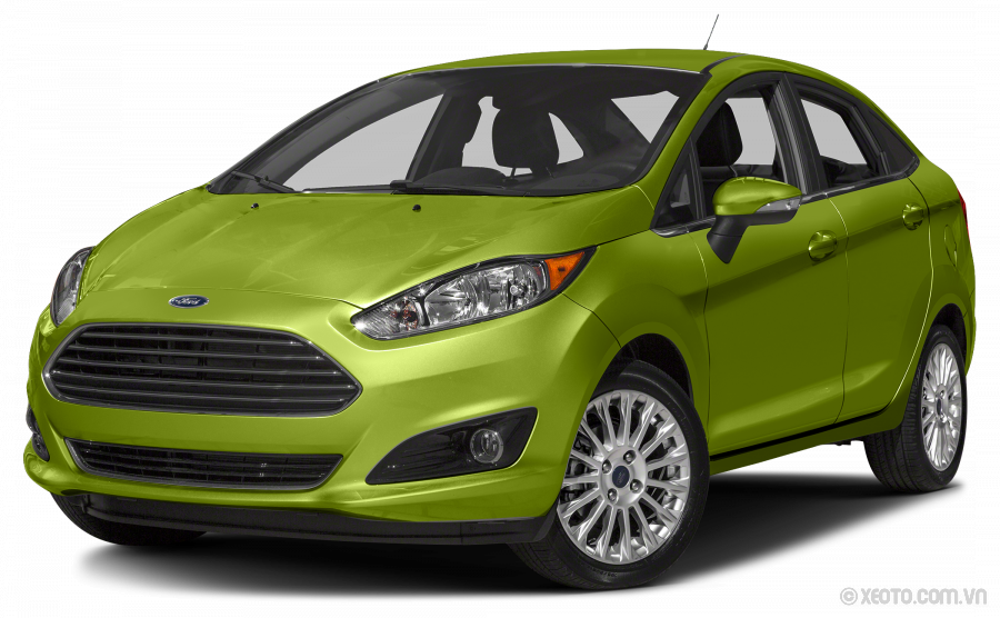 Ford Fiesta 2020 Màu Outrageous Green Metallic Tinted Clearcoat