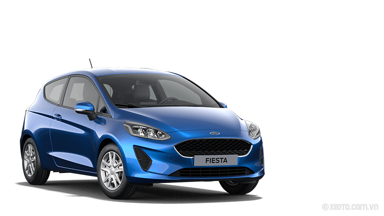 Ford Fiesta 2020 Màu Dynamic-Blau Metallic