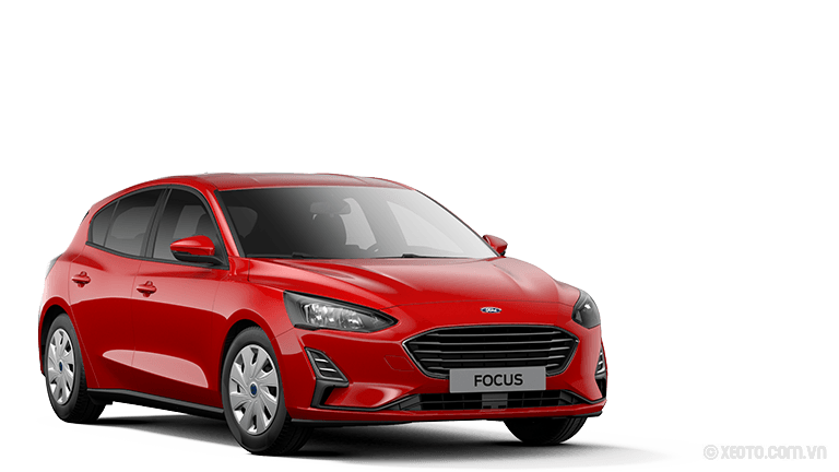 Ford Focus Hatchback 2020 Màu Race-Rot