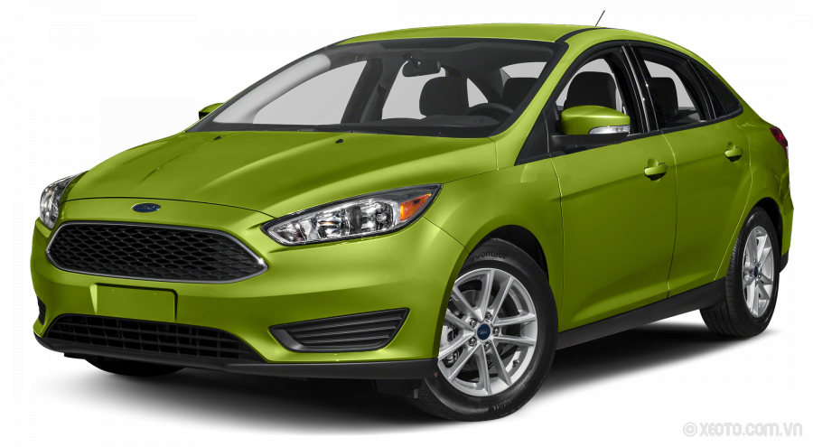 Ford Focus 2020 Màu Outrageous Green Metallic Tinted Clearcoat