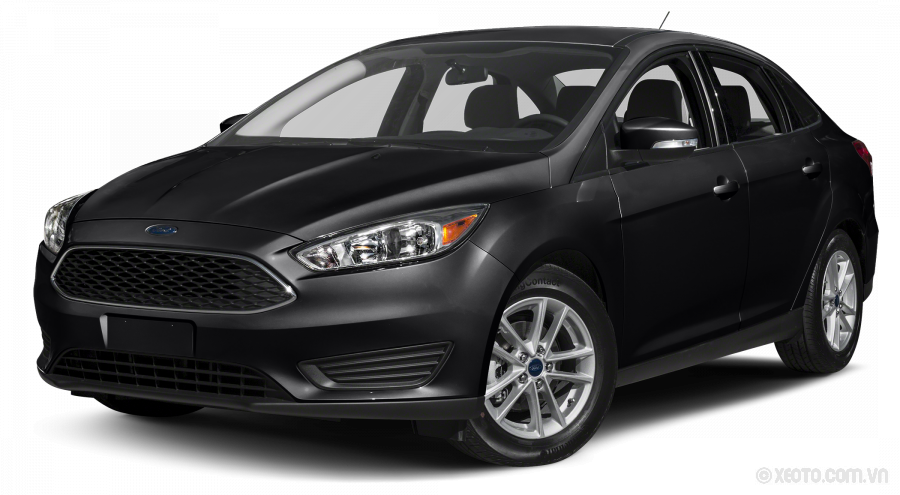 Ford Focus 2020 Màu Shadow Black