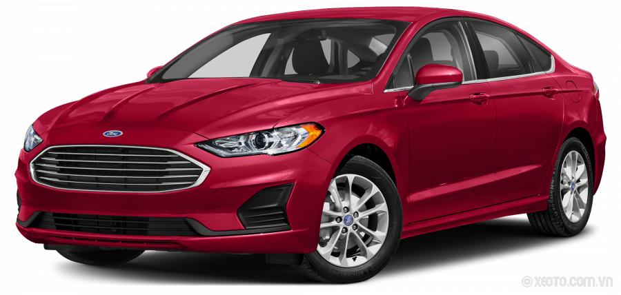 Ford Fusion 2020 Màu Rapid Red Metallic Tinted Clearcoat
