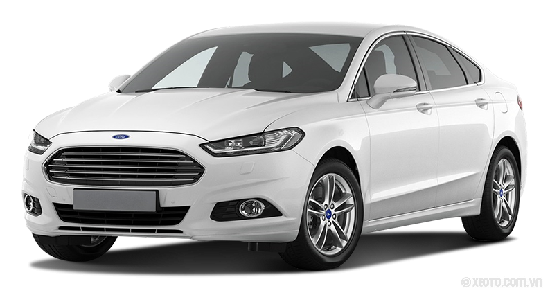 Ford Mondeo 2020 Màu Frozen White