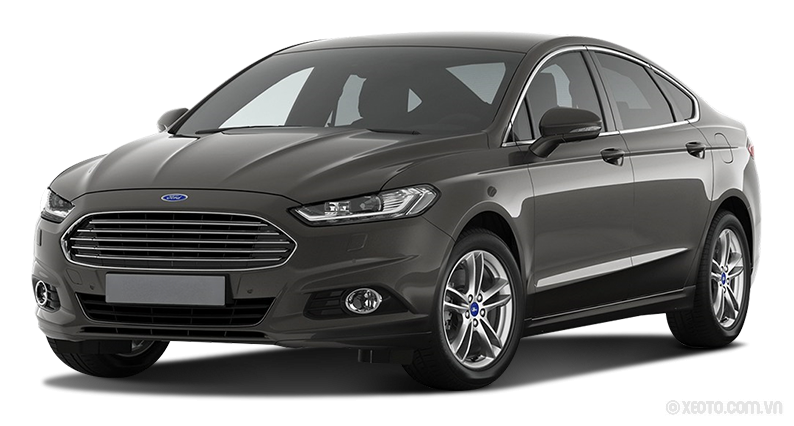 Ford Mondeo 2020 Màu Magnetic