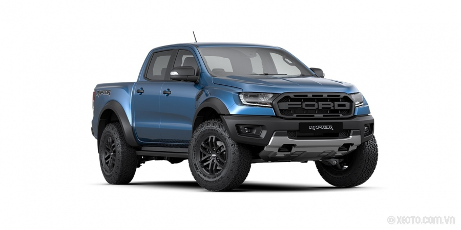 Ford Ranger Raptor 2020 Màu Ford Performance Blue