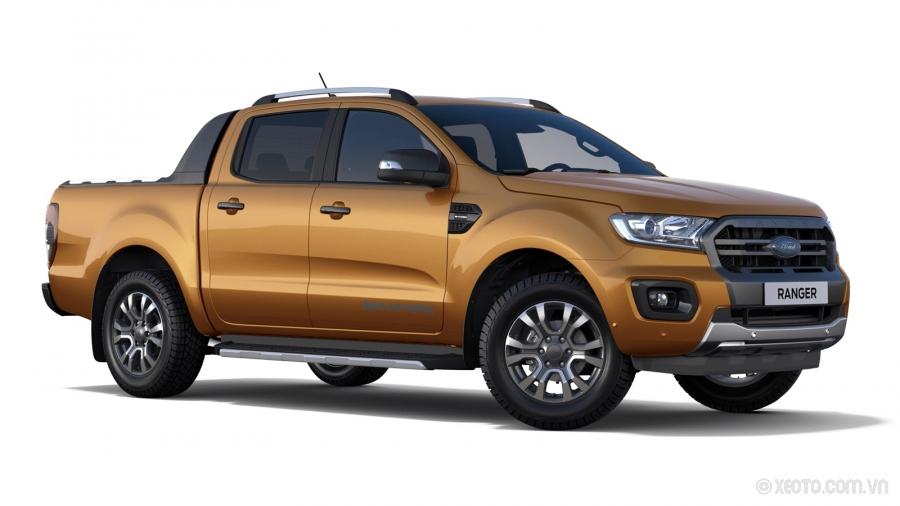 Ford Ranger 2020 Màu Canyon-Orange