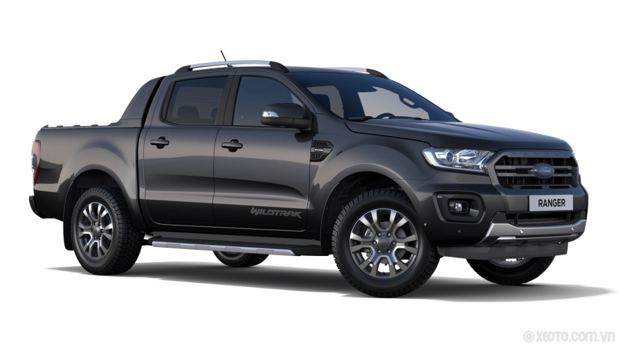 Ford Ranger 2020 Màu Royal-Grau