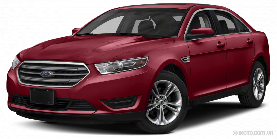 Ford Taurus 2020 Màu Ruby Red Metallic Tinted Clearcoat