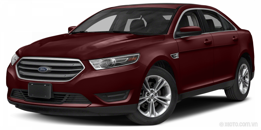 Ford Taurus 2020 Màu Burgundy Velvet Metallic Tinted Clearcoat