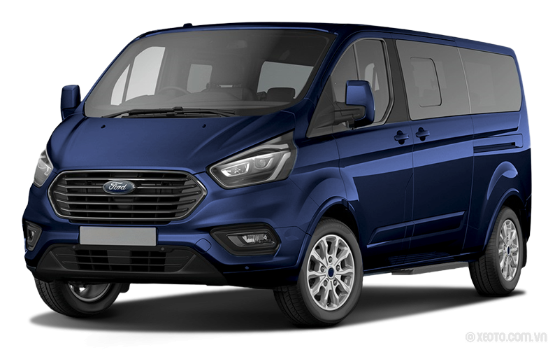 Ford Tourneo 2020 Màu Blazer Blue