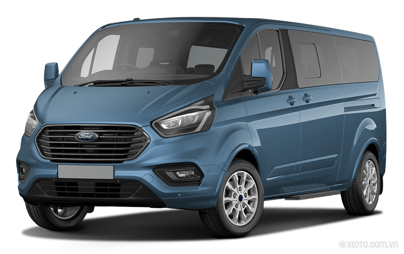 Ford Tourneo 2020 Màu Chrome Blue