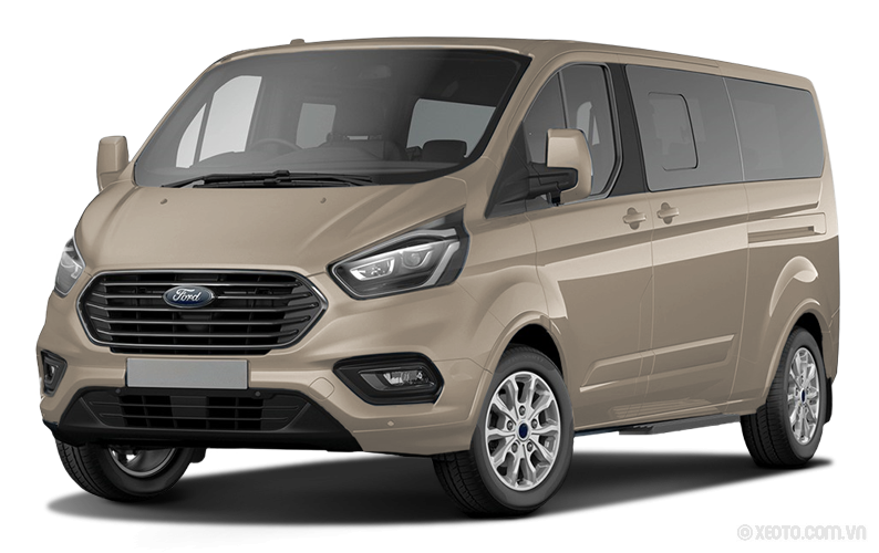 Ford Tourneo 2020 Màu Diffused Silver
