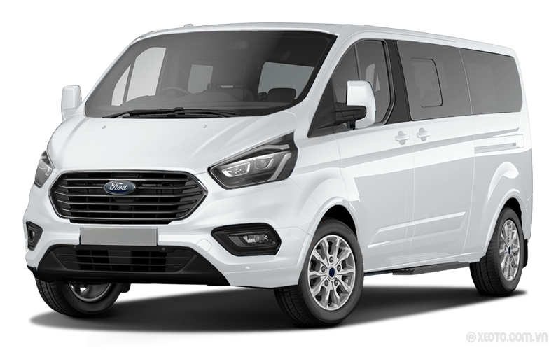 Ford Tourneo 2020 Màu Frozen White