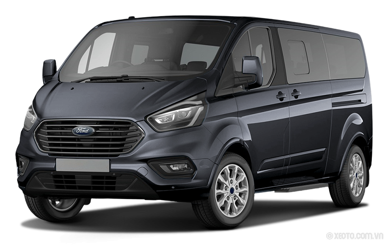 Ford Tourneo 2020 Màu Magnetic
