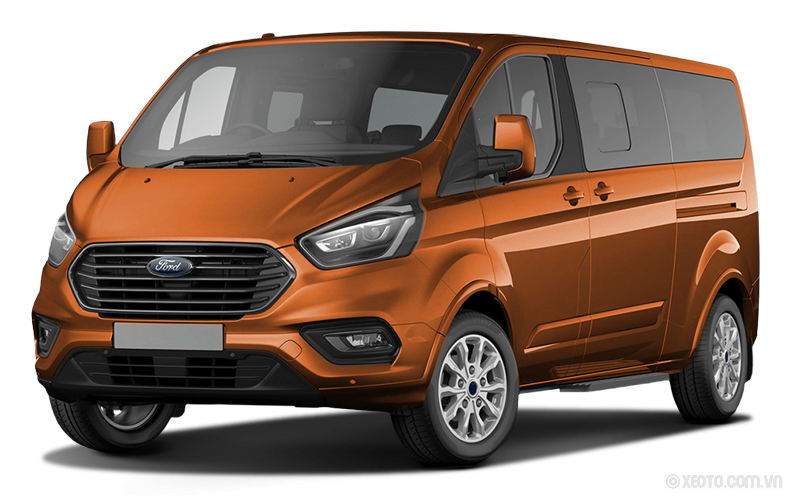 Ford Tourneo 2020 Màu ORANGE GLOW