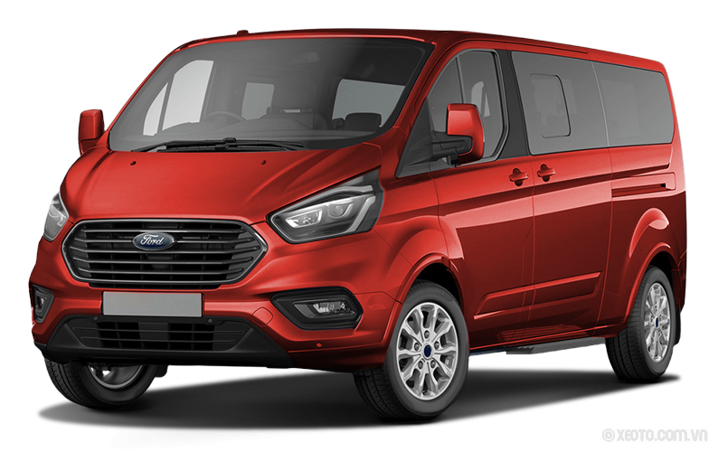 Ford Tourneo 2020 Màu Race Red