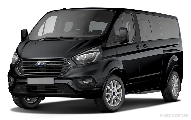 Ford Tourneo 2020 Màu Shadow Black