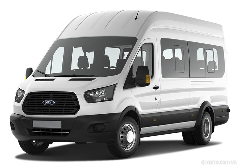 Ford Transit 2020 Màu Frozen White