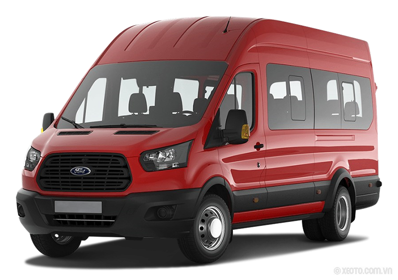Ford Transit 2020 Màu Race Red