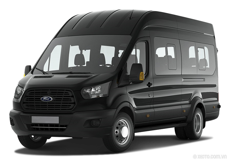 Ford Transit 2020 Màu Shadow Black