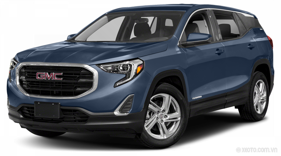 GMC Terrain 2020 Màu Blue Steel Metallic