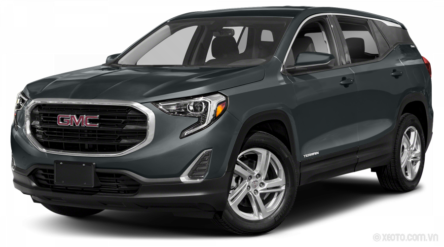 GMC Terrain 2020 Màu Graphite Gray Metallic