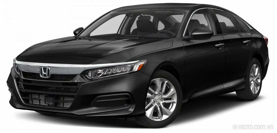 Honda Accord 2020 Màu Crystal Black Pearl