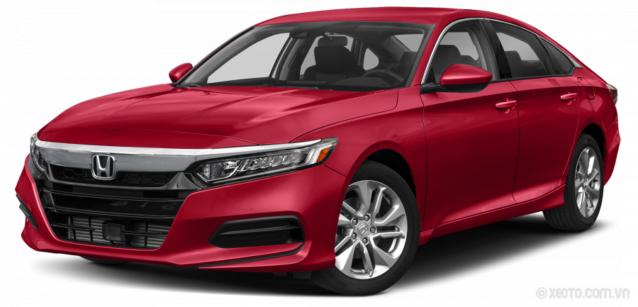 Honda Accord 2020 Màu Radiant Red Metallic