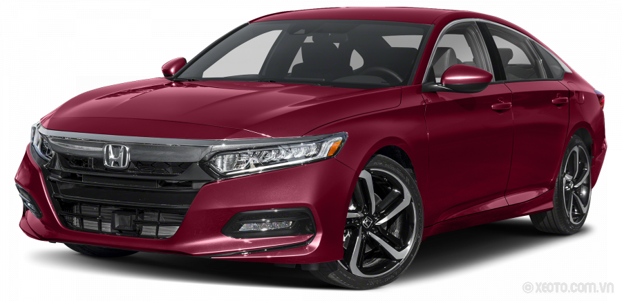 Honda Accord 2020 Màu San Marino Red